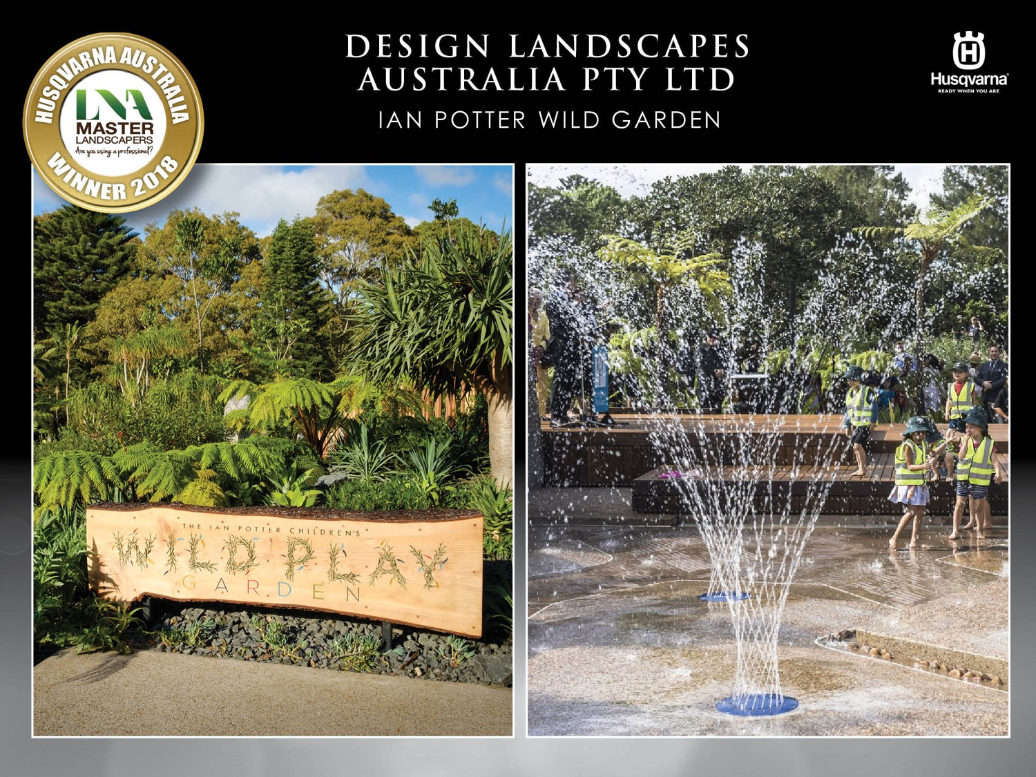 Landscape Excellence Awards Gallery 2018
